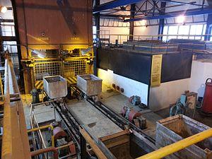 Kaliningrad Amber Combine - Malysheva emerald mine
