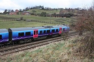 Northern Powerhouse Rail - Many Manchester-Leeds trains run via the Huddersfield line