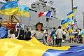 Manifestation No Mistrals For Putin Saint Nazaire 20140601 Volodymyr Tkachenko - 2.jpg