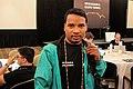Manik Soren at Wikimania 2018 Hackathon (01).jpg