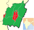 Manipur district map prohibition laws (without names).png