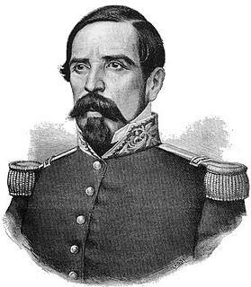 Manuel María Lombardini President of Mexico (1853)