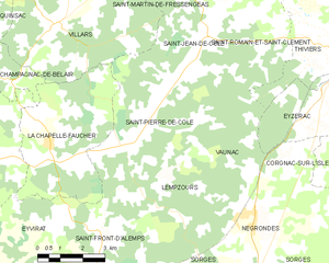 Map commune FR insee code 24485.png