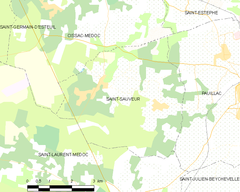 Map commune FR insee code 33471.png