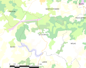 Map commune FR insee code 56045.png