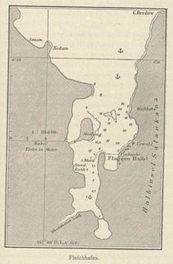 Map of Finschhafen - Papua New Guinea - 1884 - 1885.jpg
