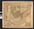 Map of Spain and Portugal, Corrected and Augmented from the Map Published by D. Tomas Lopez WDL1169.png