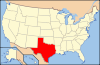 Map of USA TX.svg