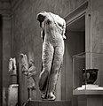Marble statue of Aphrodite, the so-called Venus Genetrix MET DP107609.jpg