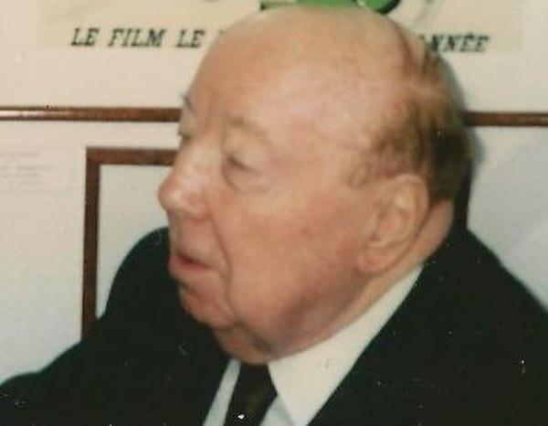 Photo Marcel Carné via Wikidata
