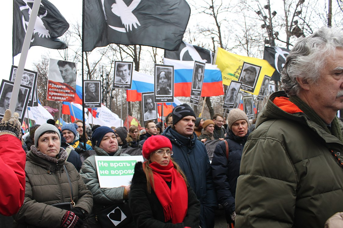 March in memory of Boris Nemtsov in Moscow (2019-02-24) 123.jpg
