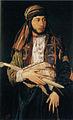 Marcin Gottlieb autoportrait de Maurycy Gottlieb 1887.jpg