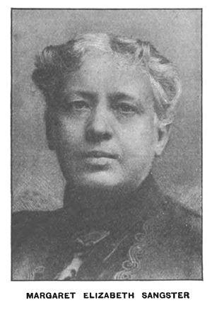 Margaret Elizabeth Sangster - Sangster in 1904