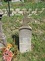 Maria Fröhlich (1865), cemetery, 2018 Visegrád.jpg