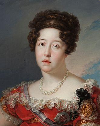 Maria Isabel of Braganza - Image: Maria Isabel of Braganza
