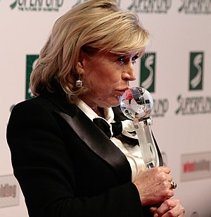 Marianne Faithfull - Faithfull, Women's World Awards, Vienna 2009