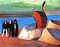 Marianne von Werefkin - The Baltic Sea at Prerow.jpg