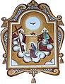 Marijino kronanje (Babčev dvorec).jpg