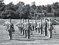 Marine Corps Bagpipers, Quantico, circa 1943 (7549598956).jpg