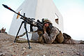 Marine with a M249 equiped with rifle grenade and magazine.JPG
