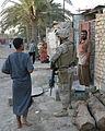 Marines, Iraqi Police Patrol Ramadi DVIDS52765.jpg