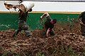 Marines dig drainage pit for village in Panama (5057190662).jpg