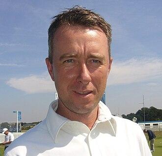 Mark Foster (golfer) - At KLM Open, 2009