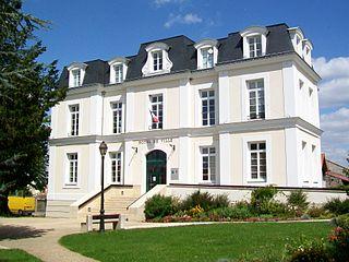 Marly-la-Ville Commune in Île-de-France, France