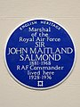 Marshal of the Royal Air Force SIR JOHN MAITLAND SALMOND 1881-1968 RAF Commander lived here 1928-1936.jpg