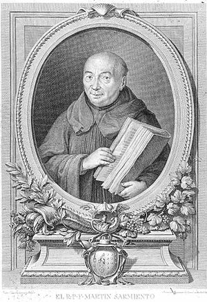 Martín Sarmiento, Fray (1695-1772)