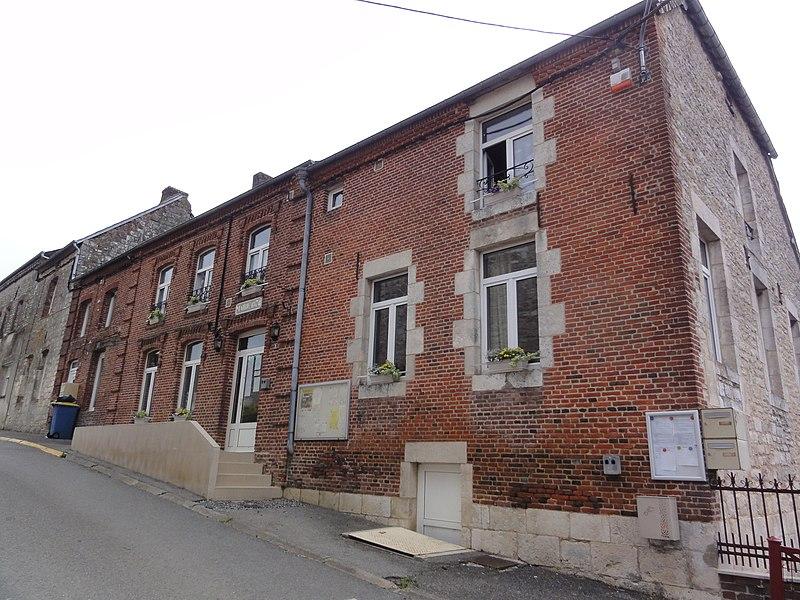 Martigny (Aisne) mairie
