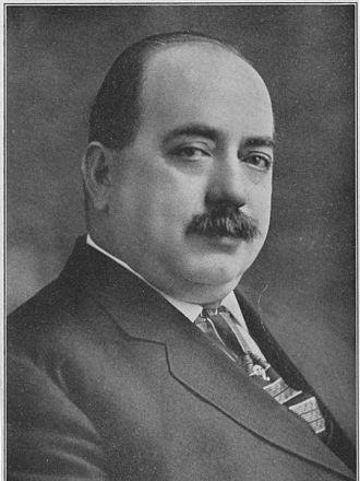 Martin Behrman - Image: Martin Behrman portrait 1919