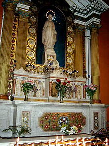 Shrines To The Virgin Mary Wikipedia