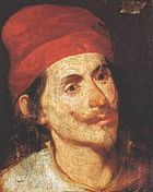 Ritratto di Masaniello con in testa la sua