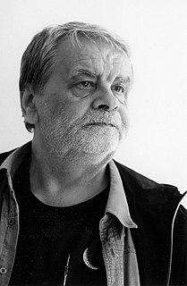 Mati Unt Estonian writer, essayist and theatre director