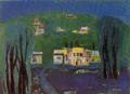 MatsumotoShunsuke Suburban Landscape 1938.png