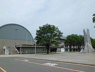 1998 FIVB Volleyball Women's World Championship - Image: Matsumoto City Gymnasium