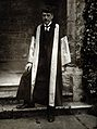 Maurice de Broglie in robes. Photograph. Wellcome V0028119.jpg
