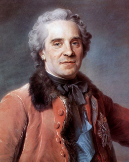 Maurice de Saxe Marshal General of France