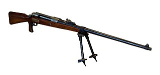 Anti-tank rifle