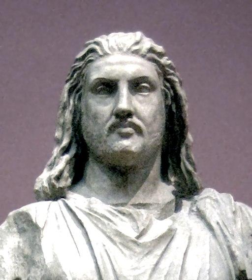 Mausolus portrait