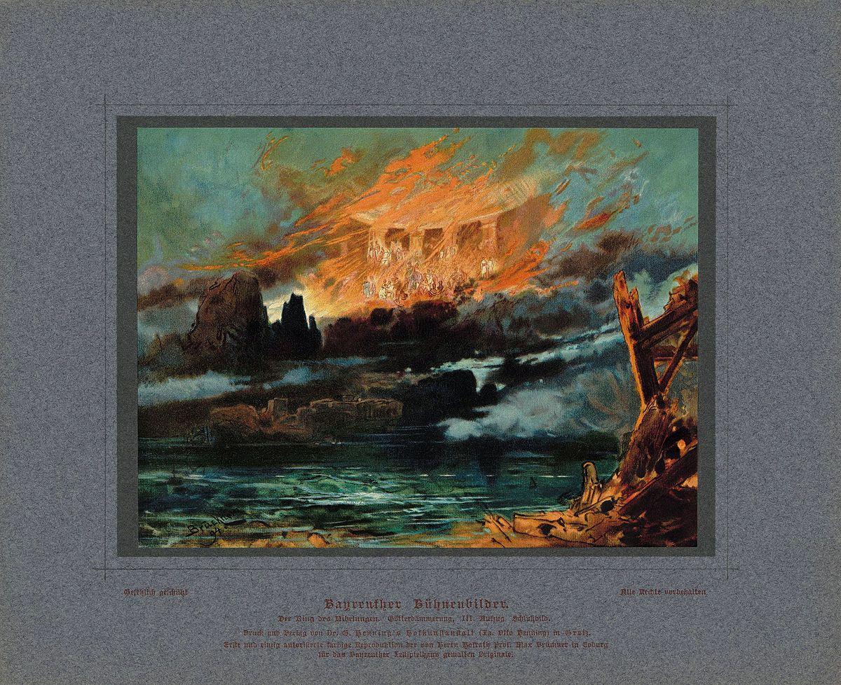 Götterdämmerung - Kin-Burst 9104