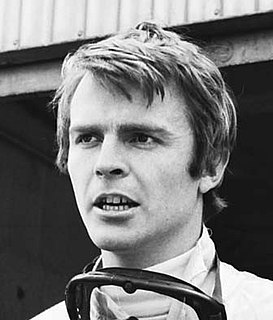 Max Mosley President FIA; former race car driver