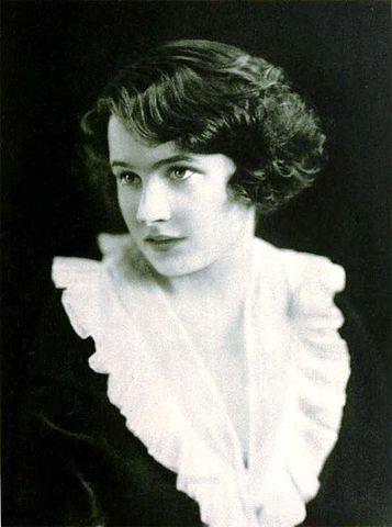 Мэй Коллинз, 1921 год