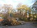 Mayakovskogo Prov., 7 (city garden) 1.jpg