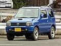 Mazda AZ-OFFROAD XC (TA-JM23W) front.jpg