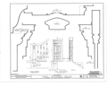 McKendree College, Chapel, College Square, Lebanon, St. Clair County, IL HABS ILL,82-LEBA,1B- (sheet 6 of 6).png