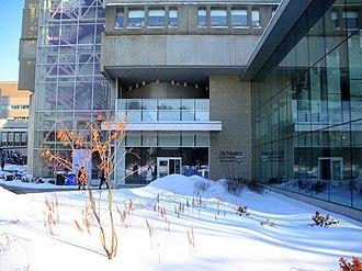 McMaster Faculty of Health Sciences - Health Sciences Library