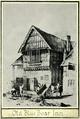 Mediaeval leicester billson f177 Old Blue Boar Inn.png