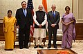 "Meeting with Prime Minister Modi after U.S.-India ""2+2"" Ministerial Dialogue 180906-D-BN624-023 (44512652321).jpg"